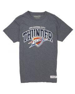 Oklahoma City Thunder Mitchell & Ness Team Arch T-Shirt