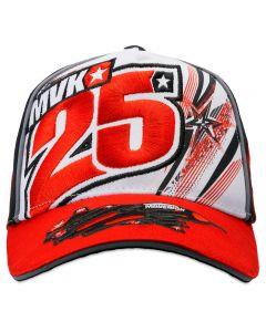 Maverick Vinales MV25 otroška kapa
