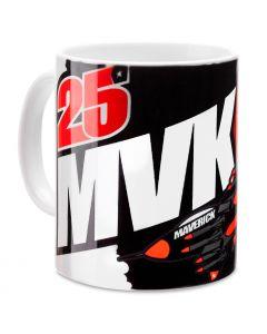 Maverick Vinales MV25 šalica
