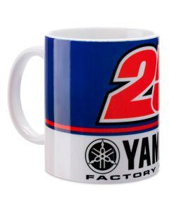 Maverick Vinales MV25 Yamaha Tasse