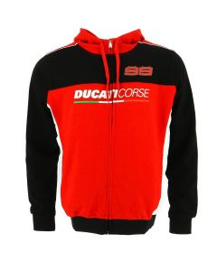 Jorge Lorenzo JL99 Ducati Corse majica sa kapuljačom