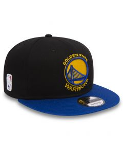 New Era 9FIFTY Black Base kačket Golden State Warriors (80489129)
