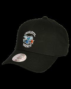 Charlotte Hornets Mitchell & Ness Low Pro Mütze