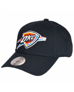 Oklahoma City Thunder Mitchell & Ness Low Pro Mütze