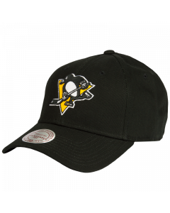 Pittsburgh Penguins Mitchell & Ness Low Pro Mütze