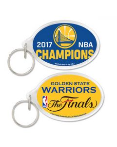 Golden State Warriors Schlüsselanhänger 2017 NBA Champions