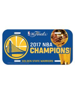 Golden State Warriors Schild 2017 NBA Champions