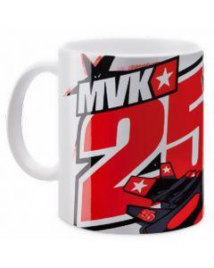 Maverick Vinales MV25skodelica
