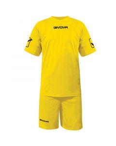 Givova KITC48-0007 otroški nogometni komplet dres