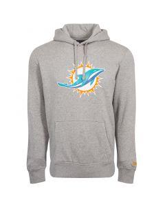 New Era Team Logo majica sa kapuljačom Miami Dolphins (11073764)