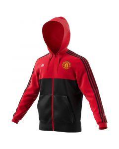 Manchester United Adidas Kapuzenjacke (BQ2215)