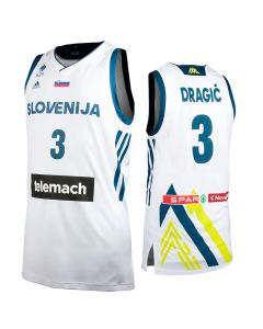 Slowenien Adidas KZS Herren Trikot Home Dragić 3