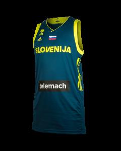 Slowenien Adidas KZS Herren Trikot Away