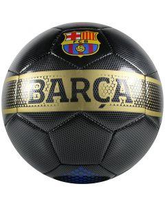 FC Barcelona 1899 Black Carbon lopta