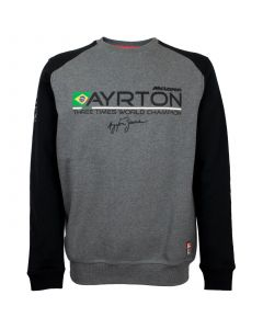 Ayrton Senna McLaren Three Times World Champion Pullover