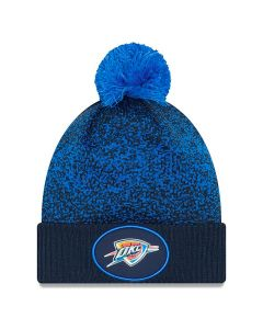 New Era On-Court Wintermütze Oklahoma City Thunder (11471531)
