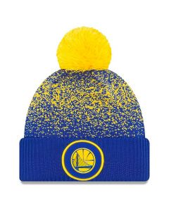 New Era On-Court Wintermütze Golden State Warriors (11471590)