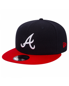 New Era 9FIFTY Team Snap kapa Atlanta Braves (80524708)