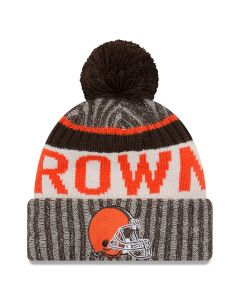 New Era Sideline Wintermütze Cleveland Browns (11460402)