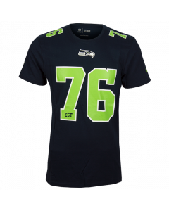 New Era Number Classic majica Seattle Seahawks (11459504)