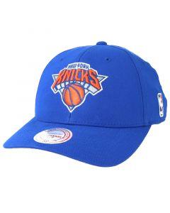 New York Knicks Mitchell & Ness Flexfit 110 Low Pro kapa