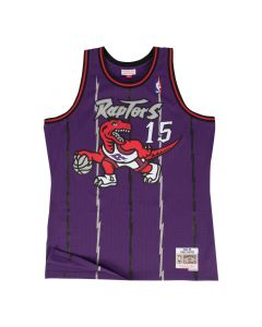 Vince Carter 15 Toronto Raptors 1998-99 Mitchell & Ness Swingman dres