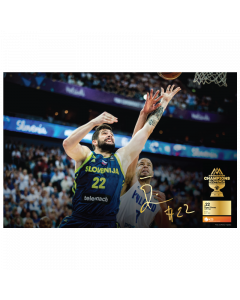 Poster Žiga Dimec Eurobasket 2017