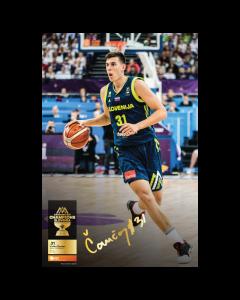 Poster Vlatko Čančar Eurobasket 2017