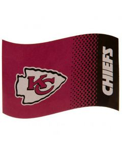 Kansas City Chiefs zastava 152x91