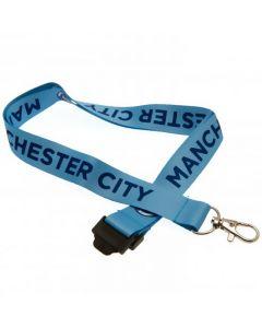 Manchester City Schlüsselhalsband