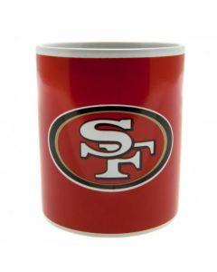 San Francisco 49ers skodelica