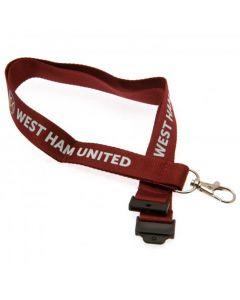 West Ham United trak privezak