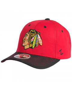 Chicago Blackhawks Zephyr Staple kapa