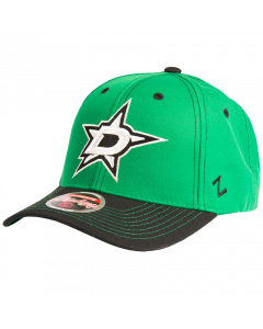 Dallas Stars Zephyr Staple kapa