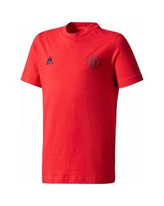 Manchester United Adidas Kinder T-Shirt (CE8899)