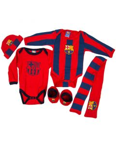 FC Barcelona Baby Komplet