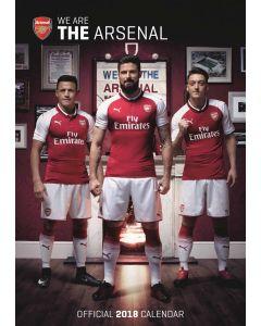 Arsenal Kalender 2018