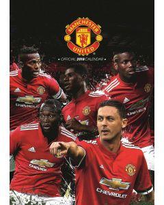Manchester United Kalender 2018