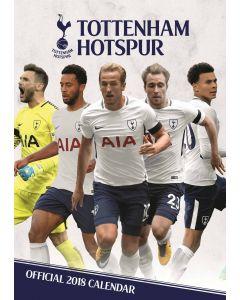 Tottenham Hotspur kalendar 2018