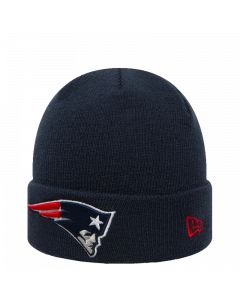 New Era Essential Cuff Youth zimska kapa New England Patriots (80524649)