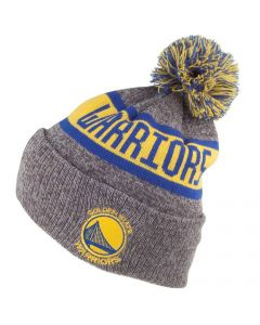 New Era Marl Wintermütze Golde State Warriors (80524570)
