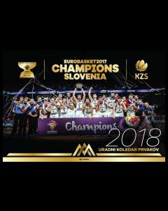 Offizieller Kalender Gewinner Eurobasket