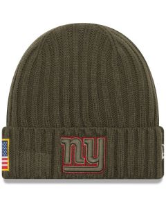 New Era Salute to Service Wintermütze New York Giants (11481364)