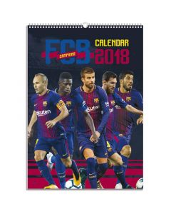 FC Barcelona Kalender 2018