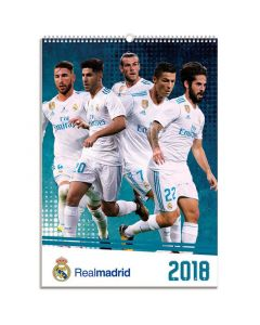 Real Madrid kalendar 2018