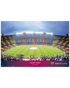 FC Barcelona Camp Nou Poster