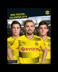 Borussia Dortmund koledar 2018