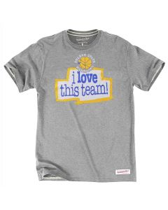 Golden State Warriors Mitchell & Ness I love this team majica