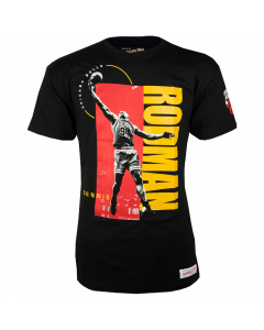 Dennis Rodman Chicago Bulls Mitchell & Ness Photo Real T-Shirt