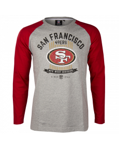 San Francisco 49ers Enzy Soft T-Shirt langarm